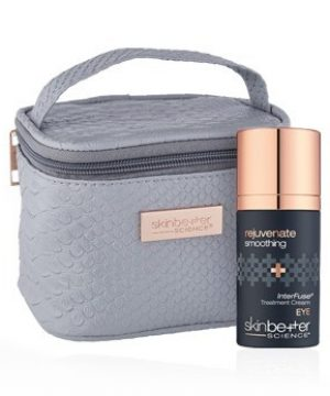 skinbetter® – Holiday Train Case + InterFuse Treatment Cream EYE